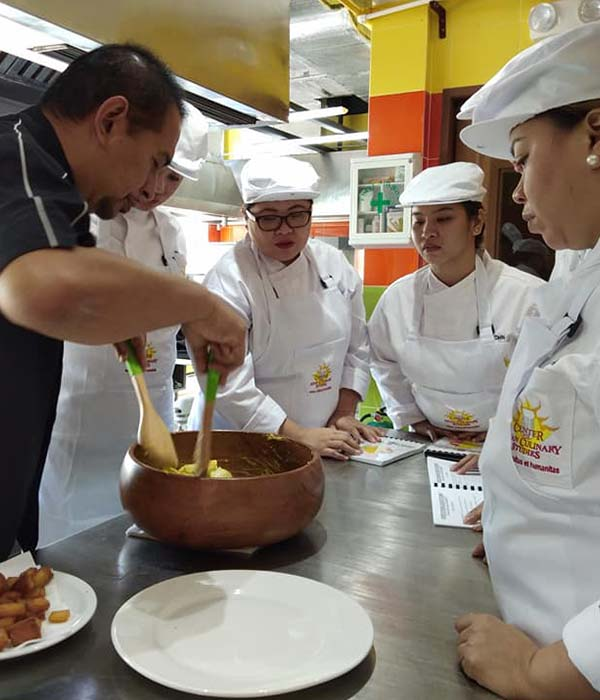Center for asian culinary arts